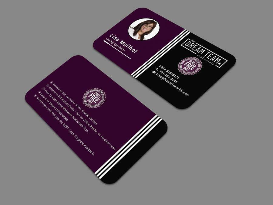 Конкурсная заявка №236 для Business Cards for our Team