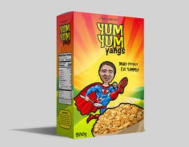 #9 for Create Cereal Boxes af qaisahmed
