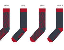 #10 for design a pair of socks af eling88