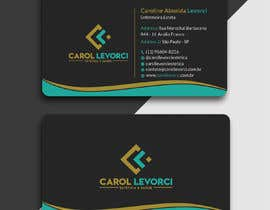 #342 for Design a Business Card - 15/05/2019 19:09 EDT by Srabon55014