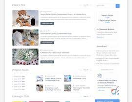#6 для Web Layout Design от utshossm