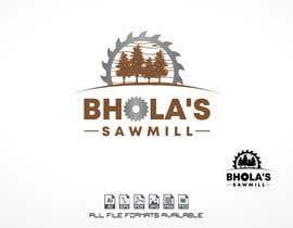 alejandrorosario tarafından Make logo for sawmill için no 67