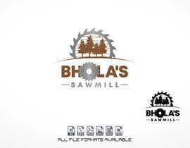 alejandrorosario tarafından Make logo for sawmill için no 69