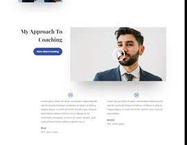 #32 for Redesign a landing/home page by tanjina4