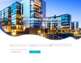 nº 41 pour Redesign a landing/home page par uxANDui