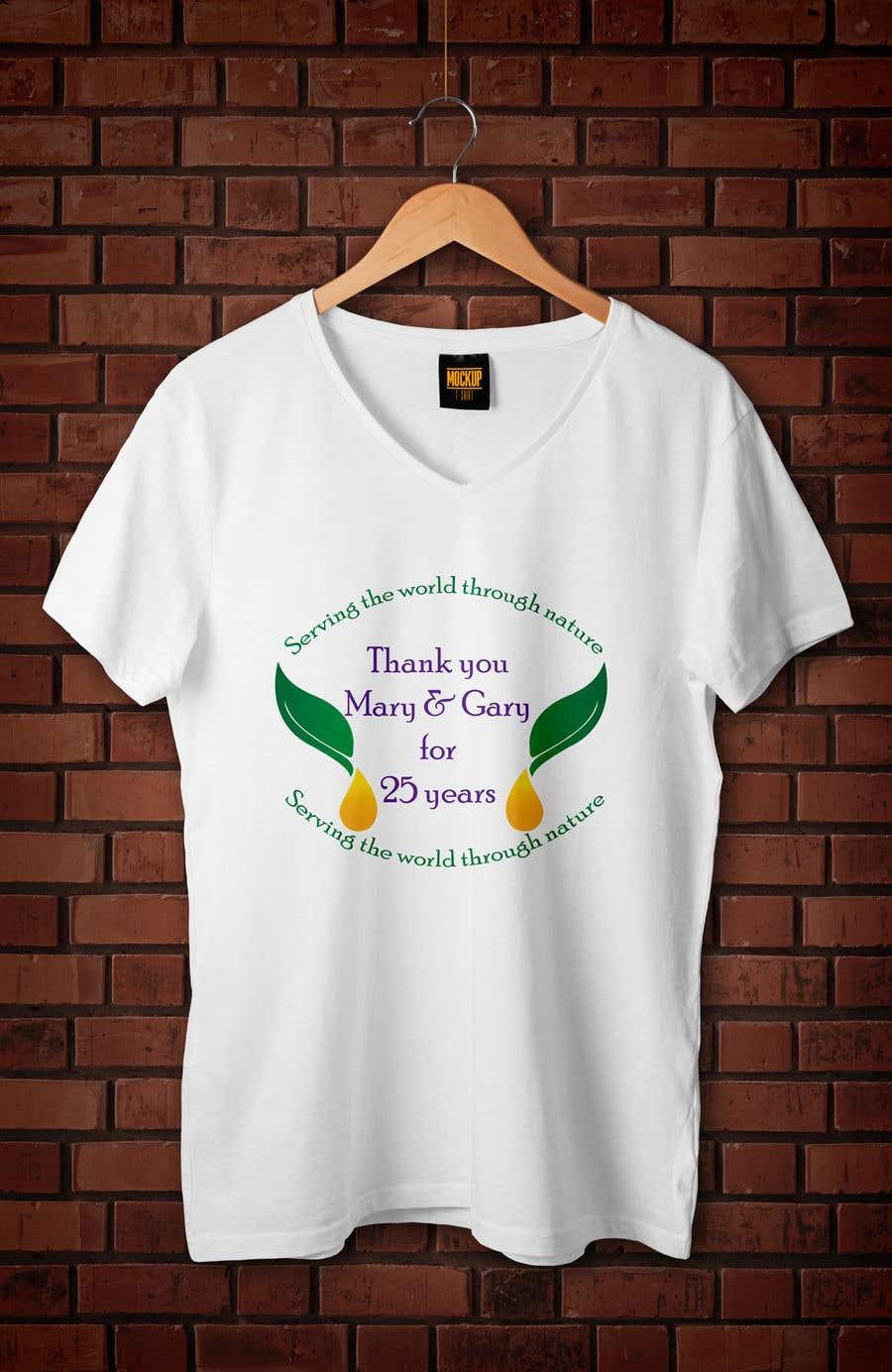 Konkurrenceindlæg #20 for Graphic design for Tee Shirts