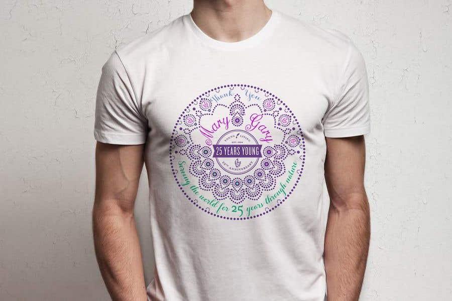 Konkurrenceindlæg #38 for Graphic design for Tee Shirts