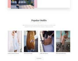 #12 для Design front page of website от tanjina4