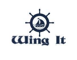#47 , Logo for Sailboat Wing-It 来自 arazyak