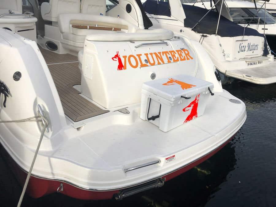 Konkurrenceindlæg #65 for Logo / Name for My Boat