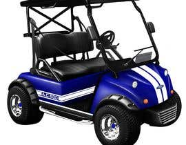 #2 for photoshop touch screen into picture of golf cart by mshahmir62