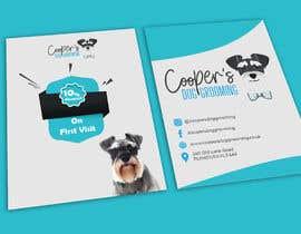#5 для A5 Dog Grooming Flyer от gdrithik