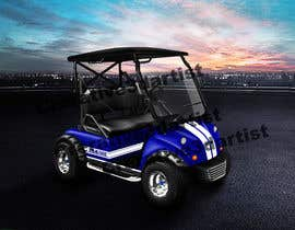 #7 cho Photoshop attractive LED headlights onto golf cart bởi Creative3dArtist