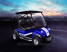 #6 cho Photoshop attractive LED headlights onto golf cart bởi mawogmanik