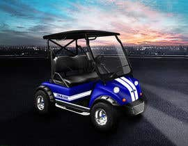 #3 cho Photoshop attractive LED headlights onto golf cart bởi muhitawais53