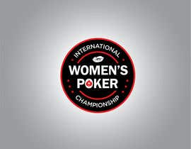 #82 untuk International Women's Poker Championship Logo oleh rosulasha