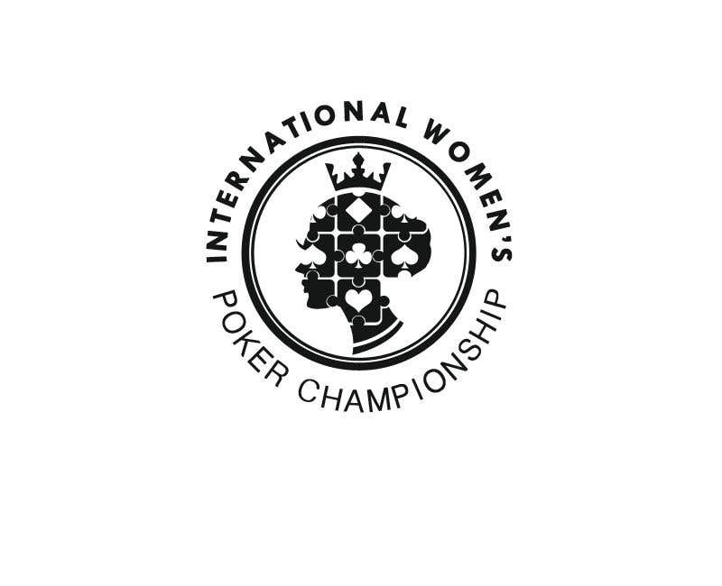 Konkurrenceindlæg #97 for International Women's Poker Championship Logo