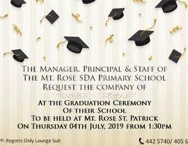 Číslo 10 pro uživatele Graduation Invitation od uživatele AkS0409