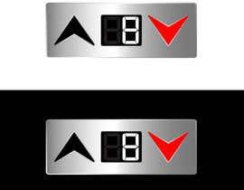 #100 untuk Design a modern position indicator for elevator oleh honourdesign