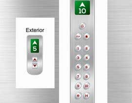 #12 untuk Design a modern position indicator for elevator oleh jaydeo