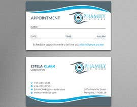 #132 for Design a business card by Neamotullah