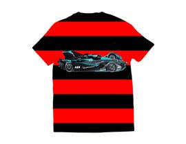 NazmusSakib1 tarafından Turn A Nascar Race Shirt Around T-Shirt Design için no 2