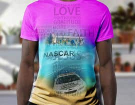 alaamahmoudahmed tarafından Turn A Nascar Race Shirt Around T-Shirt Design için no 1