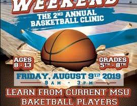 #53 for Basketball Camp Flyer - Photoshop af oneweydesigns