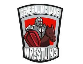 #34 untuk General McLane wrestling logo oleh alexandrsur