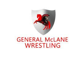 #15 for General McLane wrestling logo by Roybipul