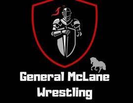 #7 for General McLane wrestling logo by AfrinaHadidi