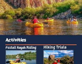 """#5 for create a """"Rack Card"""" of services provided at Saguaro Lake Guest Ranch by AbhishekAone"""