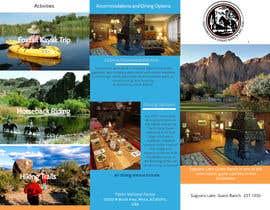 "AbhishekAone tarafından create a ""Rack Card"" of services provided at Saguaro Lake Guest Ranch için no 6"