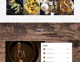 #57 untuk Restaurant Website Design oleh SUShagor
