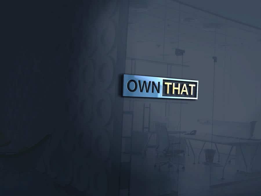 Конкурсная заявка №98 для Create a logo for on-line business www.OwnThat.com. Creative ideas wanted!