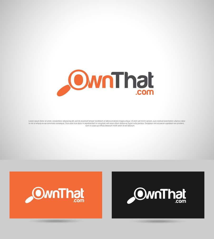 Конкурсная заявка №235 для Create a logo for on-line business www.OwnThat.com. Creative ideas wanted!