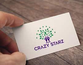 nº 172 pour Company logo [ Crazy Starz ] par anubegum