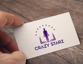 nº 173 pour Company logo [ Crazy Starz ] par anubegum