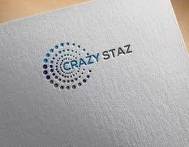 nº 48 pour Company logo [ Crazy Starz ] par freelancerbd91