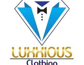 Nro 35 kilpailuun I recently started a clothing business called Luxxious Clothing and i need a logo to go with my name! I'm looking for something that represents luxury - such as diamonds! Maybe even somehow make the word 'Luxxious'  into a diamond shape perhaps? käyttäjältä Ahmed46001