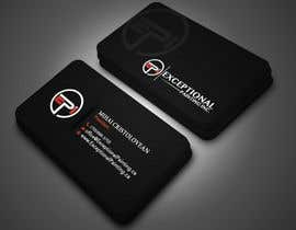 #523 for Create Luxurious Business Card by debopriyo88