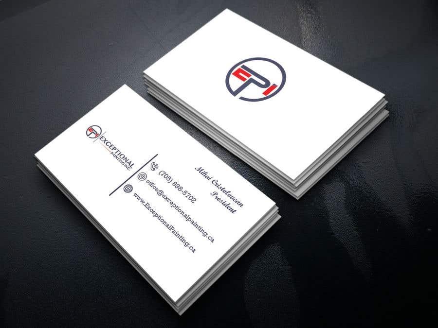 Конкурсная заявка №276 для Create Luxurious Business Card