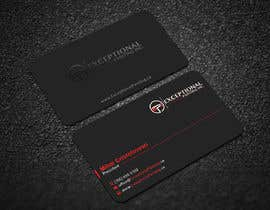 #428 per Create Luxurious Business Card da ronyahmedspi69