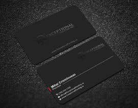 #553 para Create Luxurious Business Card de ronyahmedspi69