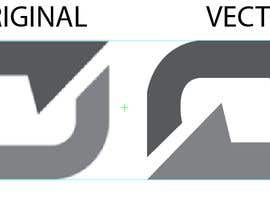 #7 for Turn this basic logo into a vector af moshalawa