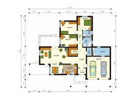 Nro 13 kilpailuun Architectural Design Contest käyttäjältä meysam1704