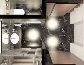#27 for Design a bathroom Layout/ rendering af mmezz123