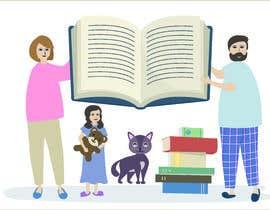 #15 for children's book illustrator by niloynill512