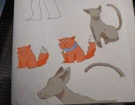 #13 for children's book illustrator by segolsn