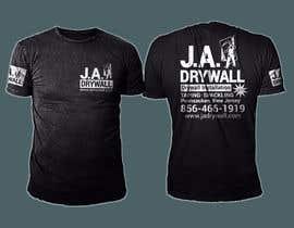 #13 untuk T shirt for a DRY WALL COMPANY oleh hasembd